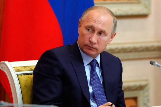Новый посол Эстонии в Российской Федерации вручил Путину верительные грамоты