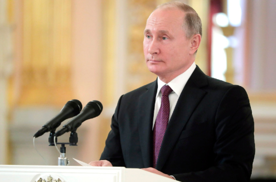 Путин: Народы России и Испании объединяет чувство взаимной симпатии и уважения