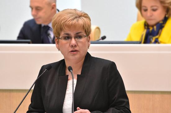 Губернатор Забайкалья Жданова подала в отставку