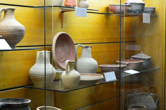 Временно ввозимые из-за рубежа музейные экспонаты могут наделить иммунитетами