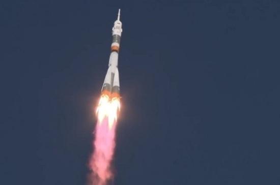 Авария произошла при старте ракеты с новым экипажем МКС