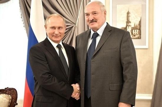 Россия дорожит отношениями с Белоруссией, заявил Путин