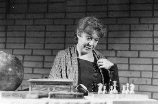 Скончалась народная артистка СССР Маргарита Юрьева