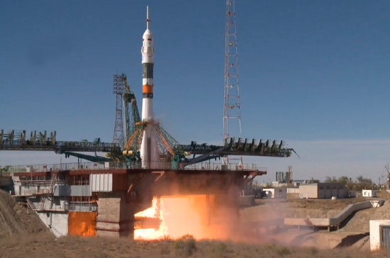 Следующий пилотируемый пуск к МКС предварительно намечен на декабрь