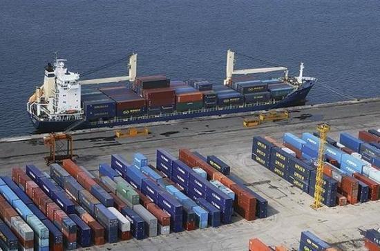 В 2018 году объём перевалки грузов в морских портах России вырос на 4%