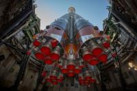 В Роскосмосе назвали предварительную версию аварии «Союза»