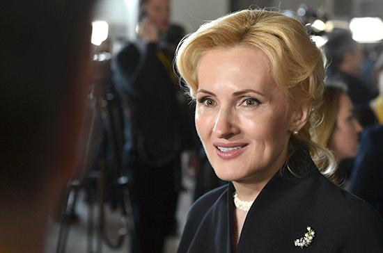 Яровая прокомментировала поправки кабмина в проект о запрете возврата продуктов ретейлерами