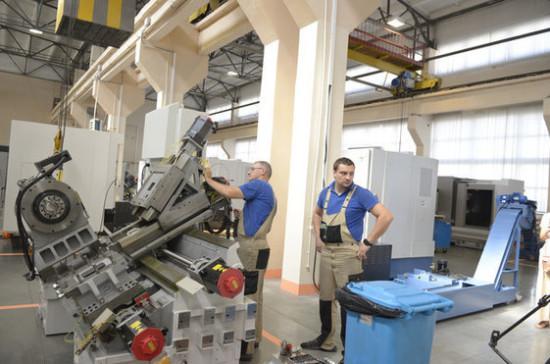 Росстат рассказал о росте промышленного производства в стране