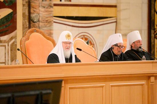 РПЦ назначила новых епископов для управления приходами в Европе и США