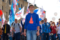 «Молодая Гвардия» провела пикеты против выхода в прокат комедии о блокадном Ленинграде