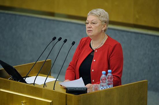 Ольга Васильева выразила соболезнования близким погибших в Керчи