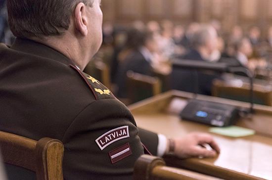 Глава минобороны Латвии назвал Россию «потенциальным агрессором»