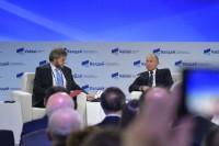 Путин рассказал о своей многократно возросшей любви к России