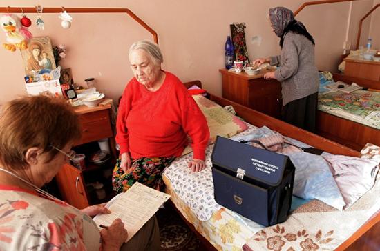У пожилых людей появится свой врач