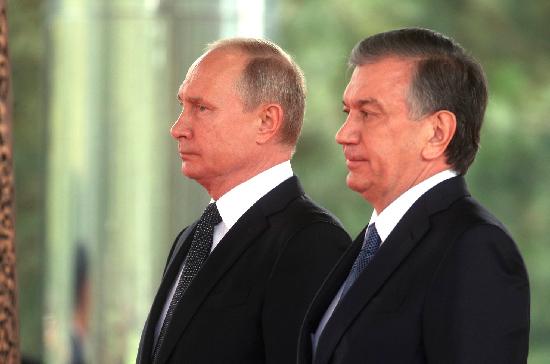 Ташкент рассчитывает на рост товарооборота с РФ до $10 млрд