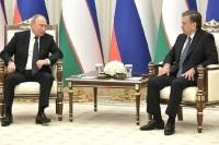 Путин и Мирзиёев подписали совместное заявление о сотрудничестве РФ и Узбекистана