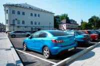 Парковочные места организуют по заказу москвичей
