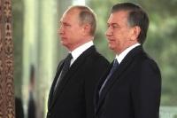 Путин и Мирзиёев дали старт строительству первой АЭС в Узбекистане