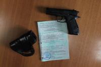 Росгвардию могут наделить правом проверять медсправки для получения оружия