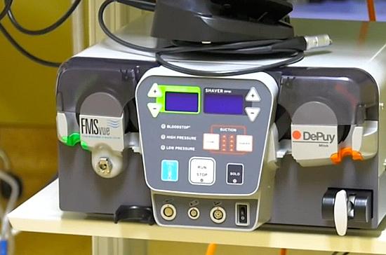 Хирурги в Хакасии начали проводить инновационные операции на суставах