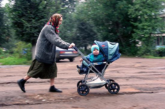 В Минтруде рассказали, сколько россиян получают соцподдержку