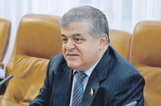В Совете Федерации ожидают от Душанбе  скорого вступления вЕвразийский  экономический союз