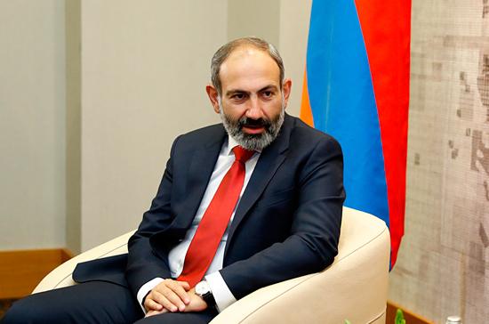 Парламент Армении выбирает премьер-министра