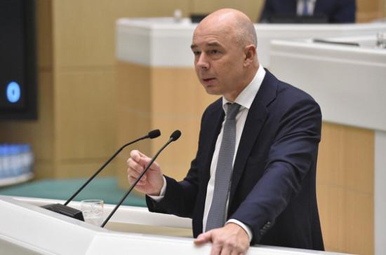 В бюджете есть средства на все нацпроекты, заявил Силуанов