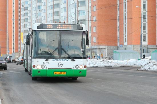В Госдуме поддержали идею об изменении тарифов на общественный транспорт