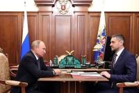 Путин назначил Осипова врио главы Забайкальского края