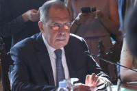 СМИ: Лавров и Чавушоглу проводят переговоры в Стамбуле