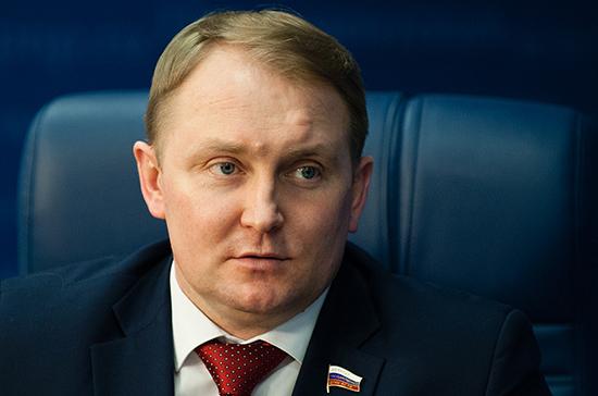 Шерин предложил возбудить дело после призыва депутата Рады взрывать российские склады