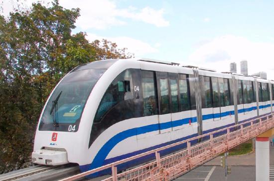 Минтранс разработал типовые правила эксплуатации монорельсового транспорта