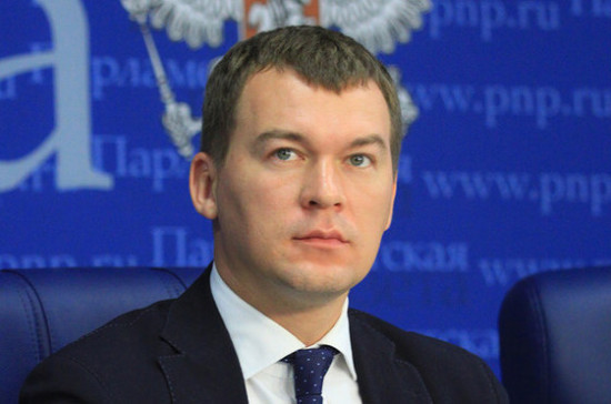 Дегтярев возглавил рабочую группу Совета при президенте по развитию физкультуры и спорта