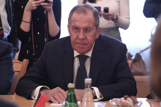 Лавров назвал условие выхода РФ из Совета Европы