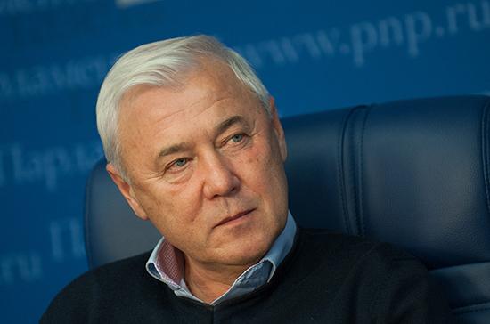 Аксаков прокомментировал введение контрсанкций в отношении Украины