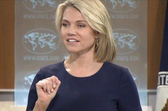 Трамп предложил пресс-секретарю Госдепа стать постпредом США при ООН