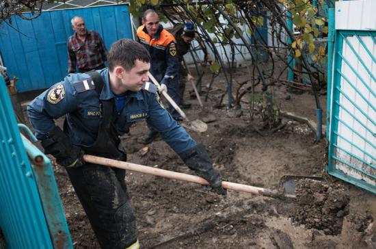 РОСГОССТРАХ начал выплаты пострадавшим от стихии на Кубани