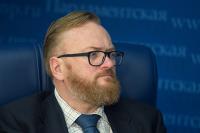 Милонов предложил арестовывать за селфи на рельсах в метро