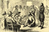 Кубинцы научили Колумба курить