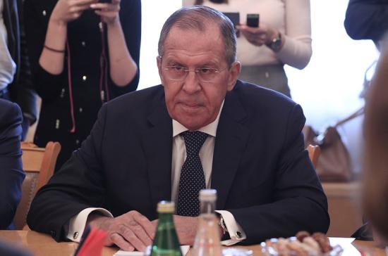 Лавров пригласил главу МИД Испании посетить Россию