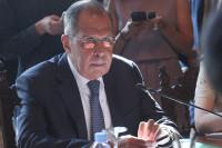 Лавров: Россия не может не обращать внимания на усиление присутствия НАТО вблизи своих границ