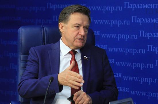 Рябухин: передача долгов по ЖКХ коллекторам не вызовет роста социальной напряжённости