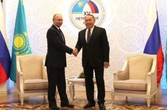 Россия и Казахстан могут повысить долю расчётов в национальных валютах, полагает эксперт