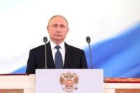Путин рассчитывает, что доля расчётов в нацвалютах между РФ и Казахстаном увеличится до 70-75%