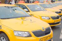 Ежедневно в Москве совершается около 760 тысяч поездок на такси