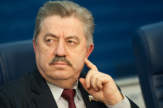 В Госдуме оценили идею Украины провести внеочередное заседание по Донбассу