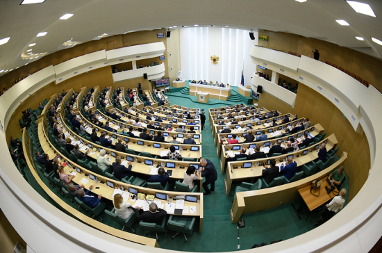 В Госдуме сочли целесообразной идею разрешить врио губернатора назначать сенатора