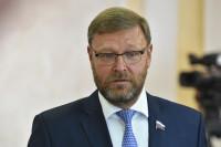 Косачев: парламенты играют важную роль в решении вопросов мировой политики