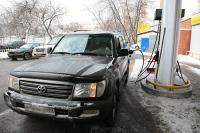 Росстат: цены на бензин за неделю не изменились